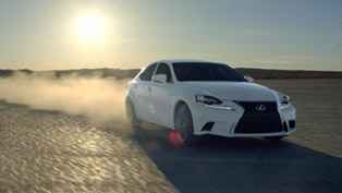 2014 Lexus IS Shows Brilliance And Style In Two New Ads [VIDEO]