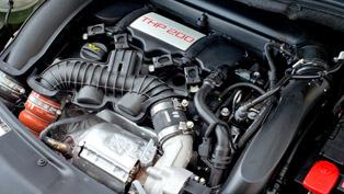Peugeot 1.6 THP - Engine of the Year in 1.4 liter to 1.8 liter Category