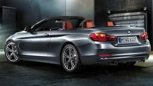 2014 BMW 4-Series Convertible [render]