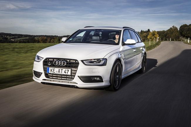 Abt Audi As4 Avant 30 Tfsi 380hp And 500nm