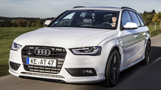 ABT Audi AS4 Avant 3.0 TFSI - 380HP and 500Nm