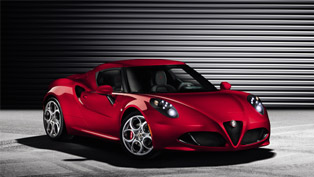 Alfa Romeo 4C Debuts At 2013 Goodwood Festival of Speed