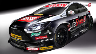 Champion Michael Caine To Compete In Special Autoglym BTCC Car