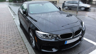 BMW 4-Series 435i M Package - US Model