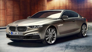 BMW 8-Series [render] - Based on Gran Lusso Coupe
