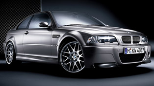 BMW E46 M3 CSL - 10th Anniversary [video]