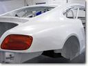 Bentley Continental GT3 Project In Development