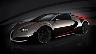 Lightweight Bugatti Veyron With 1500 Horsepower Planned