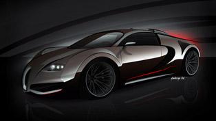 Lightweight Bugatti Veyron With 1500 Horsepower Planned