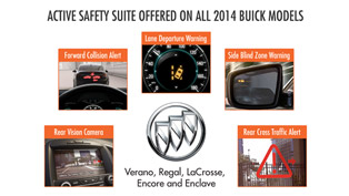 Updated: Buick Lineup Equipped With Active Safety Suite