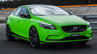 Heico Sportiv Volvo V40 T5 HPC - 350HP and 510Nm