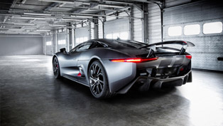 Jaguar C-X75: Hybrid Supercar Prototype Without Equal [VIDEO]