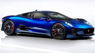 Jaguar C-X75 - A Prototype State-of-the-art Hypercar