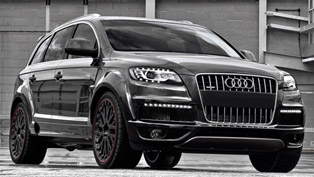 Audi Q7 Quattro Wide Track by Kahn Design