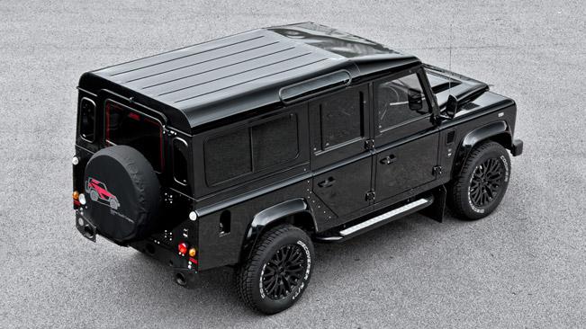 Kahn Land Rover Chelsea Defender Xs 110