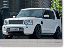 Stylish: Kahn Land Rover Discovery 3.0 TDV6 XS RS300