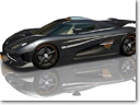 Koenigsegg One:1 [render]