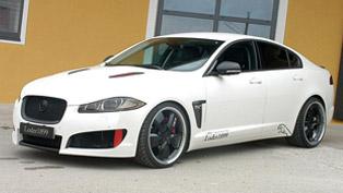 Loder1899 Jaguar XF V6 Diesel S