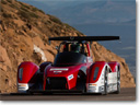 Mitsubishi MiEV Evolution II at the Pikes Peak International Hill Climb