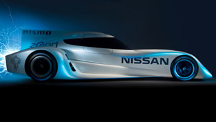 Nissan ZEOD RC - World's Fastest Electric Racing Car