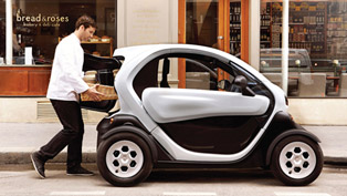 Renault Announces The New Twizy Cargo