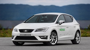 cenit verde presents the seat leon verde hybrid electric prototype