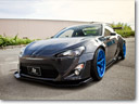 The Sporty SR Auto Scion FR-S Rocket Bunny