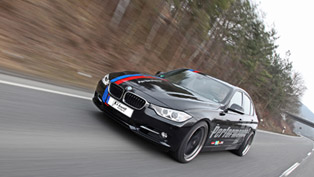 better performance: schmidt revolution bmw 335i f30
