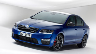2014 Skoda Octavia vRS Debuts At Goodwood