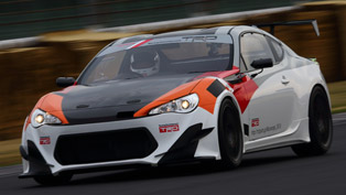 Toyota GT 86 TRD Griffon Project at the Goodwood Festival of Speed