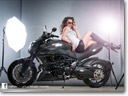 The New Exclusive Visual Stance Of Vilner Ducati Diavel