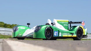 Caterham Make Le Mans 24 Hours Debut
