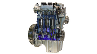 Ford 1.0 litre EcoBoost wins Engine of the Year - Again