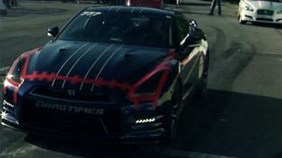 Nissan GT-R AMS Alpha 12+: 1 mile Top Speed - 382 km/h