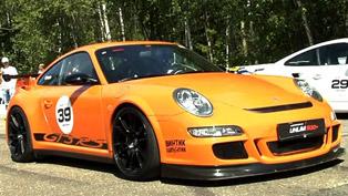 Porsche GT3 RS 9ff GT 1000 vs 911 Evotech, Nissan GT-R EcuTek and GT-R AMS