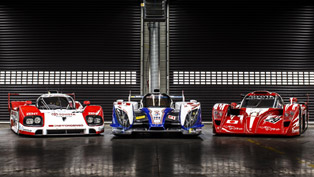 Past And Present: Toyota at Le Mans