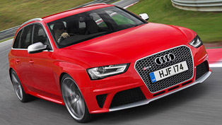 2013 Audi RS 4 Avant - Price