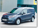2013 Ford Transit Connect - 4.0 liters / 100 km