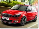 2013 Skoda Fabia Reaction and Monte Carlo TECH Estate