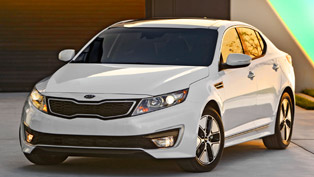 2013 Kia Optima - US Price $21,350