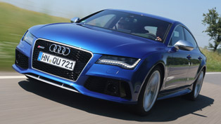 2014 Audi RS7 - US Price $104,900 [video]