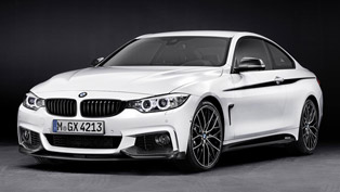 2014 BMW 4-Series - ///M Performance Upgrades