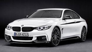 2014 BMW 4-Series - ///M Performance Upgrades