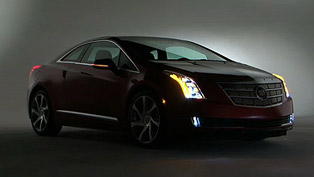 2014 Cadillac ELR To Feature All-LED Exterior Lightning