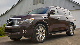2014 Infiniti QX80 and QX50 - US Price