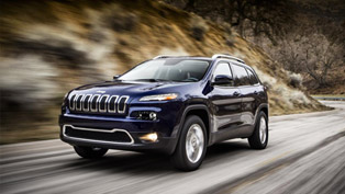 Soy Body Sealer Featured In The 2014 Jeep Cherokee