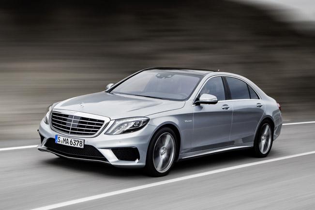 2014 Mercedes Benz S 63 Amg Full Specs
