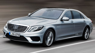 2014 Mercedes-Benz S 63 AMG - Full Specs