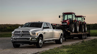 Ram Announces The New 2014 Heavy Duty Line