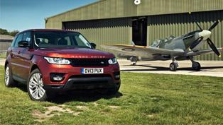 2014 Range Rover Sport vs Spitfire [video]